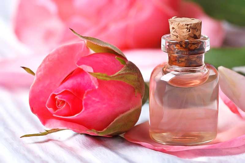 grains de milium soin naturel eau de rose